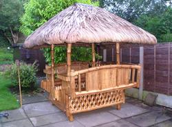 gazebo bambu minimalis
