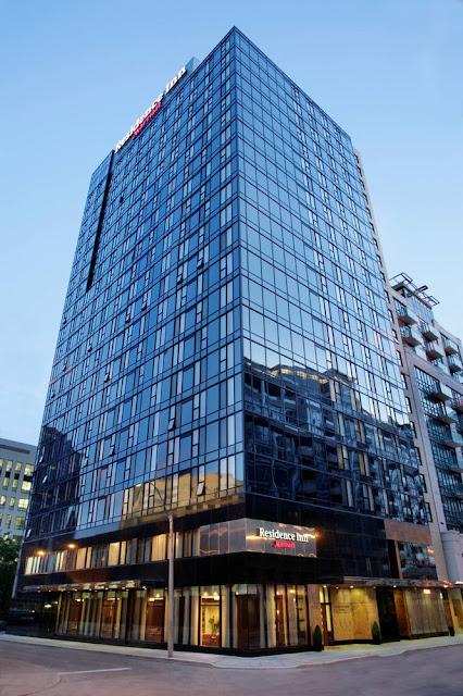 Hotel Residence Inn Downtown em Toronto