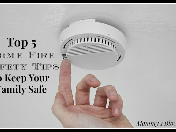 Top 5 Home Fire Safety Tips to Keep Your Family Safe by Elmridge Protection Products