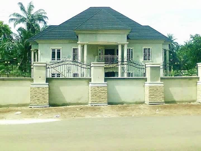 prince chuks okebata mansion