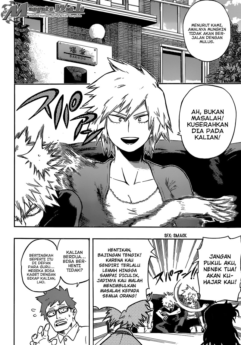 Boku no Hero Academia Chapter 96-9