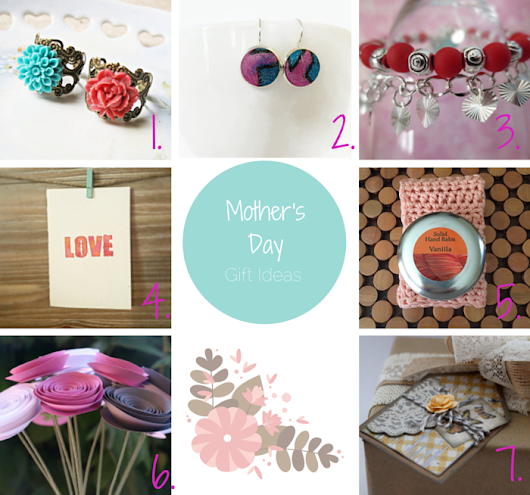 Gift Ideas | Mothers' Day