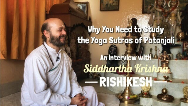 Why You Need to Study the Yoga Sutras