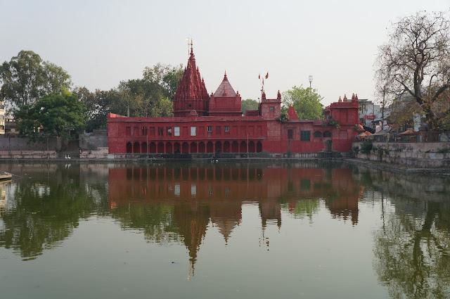 kuil Dewi Durga di Varanasi