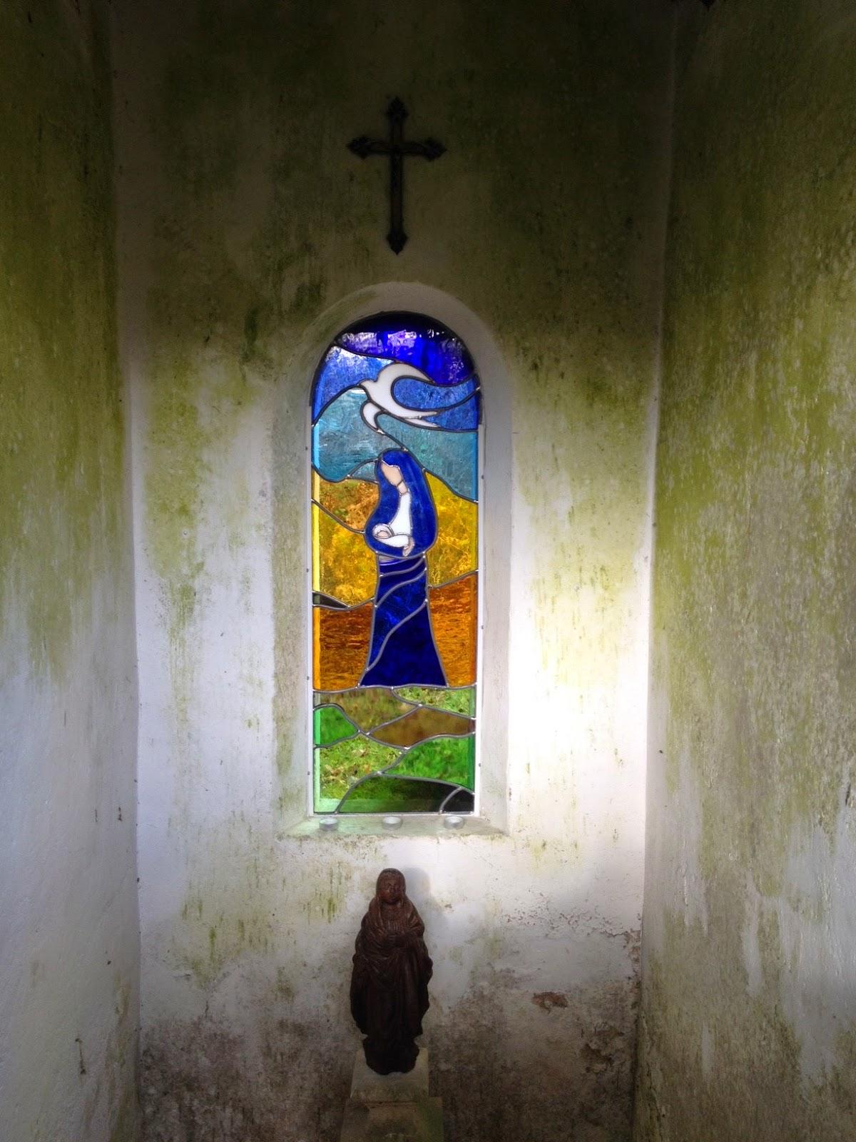 Vitrail de r galerie fen tre hublot porte paravent for Fenetre en vitrail