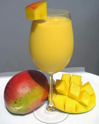 Mango Milkshake (Veg) From Imperial Inn