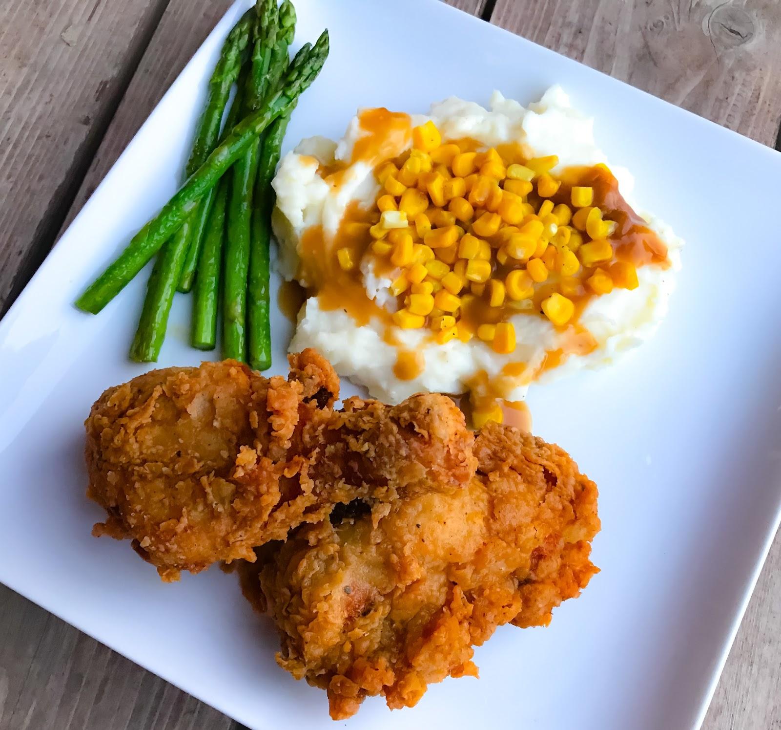 Poulet frit l 39 am ricaine blogs de cuisine - Cuisine a l americaine ...