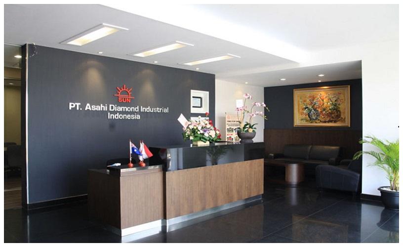 Lowongan Kerja Terbaru | PT.Asahi Diamond Industrial Indonesia Lulusan SMA/SMK