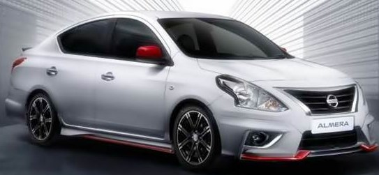 2016 Nissan Almera Review Canada