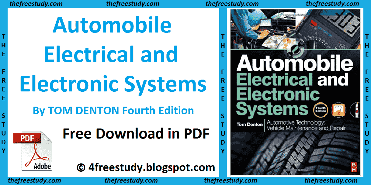 Automobile Electrical And Electronic Systems By Tom Denton border=