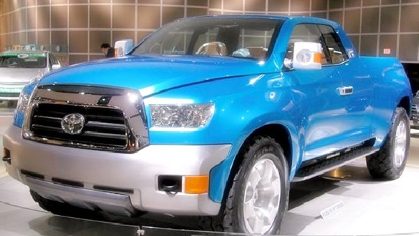 2018 Toyota Tundra Concept