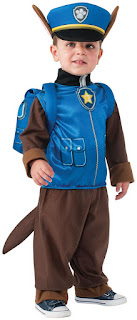 Paw Patrol Child Costume