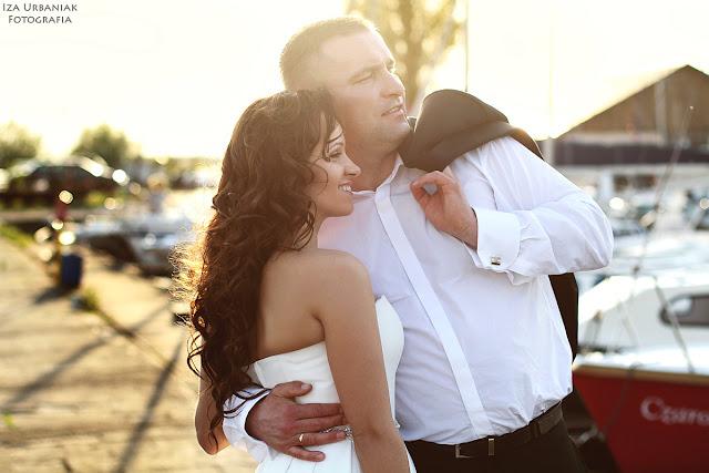 Plener ślubny | Asia i Albert