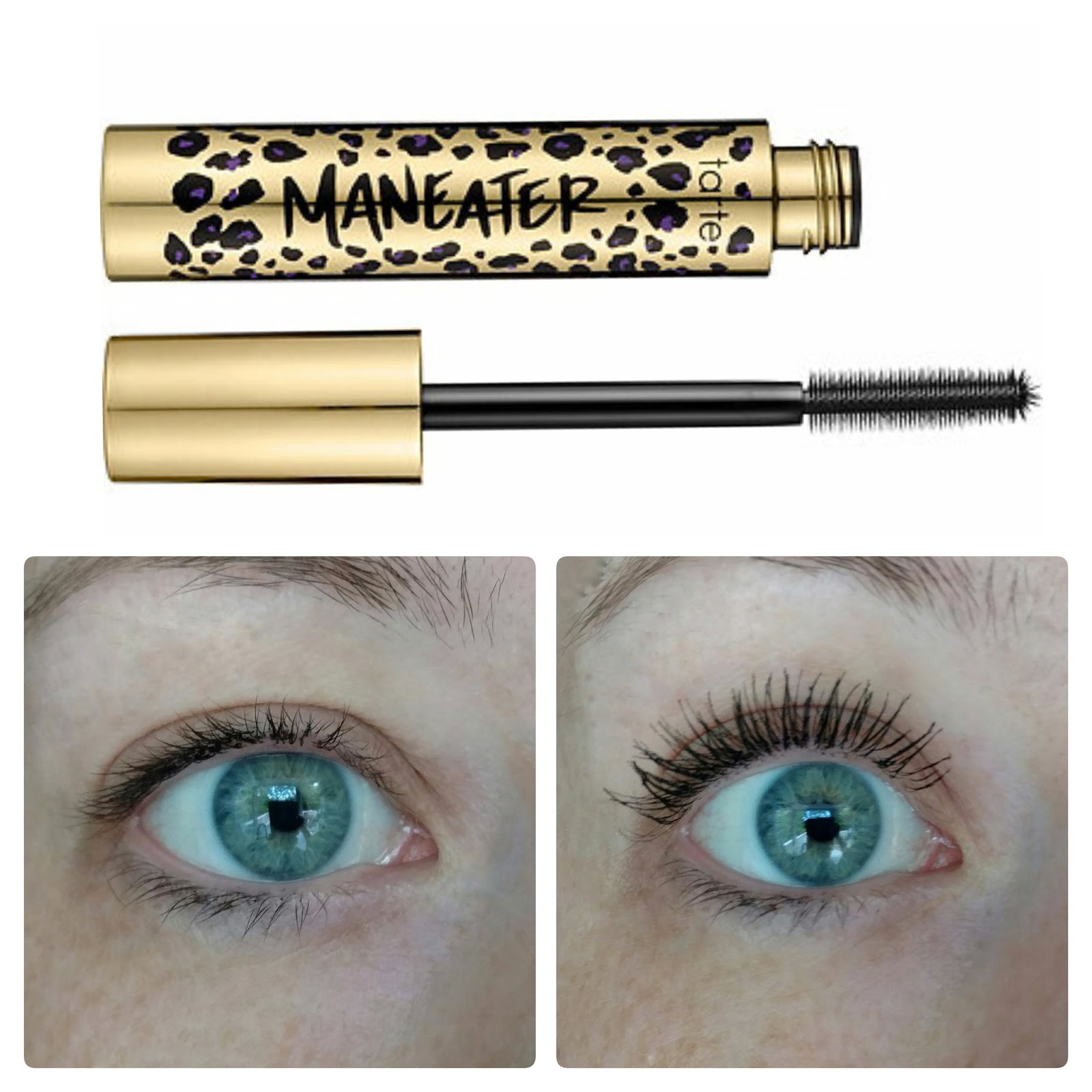 tarte maneater mascara review