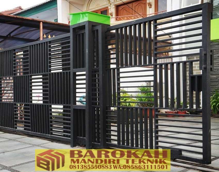 Jasa Pagar Minimalis Bogor 081297736417 Barokah Mandiri Teknik I Info 081297736417