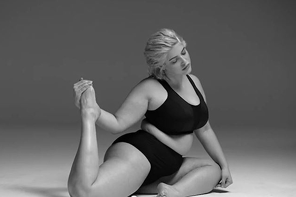 plus-size models Tara Lynn