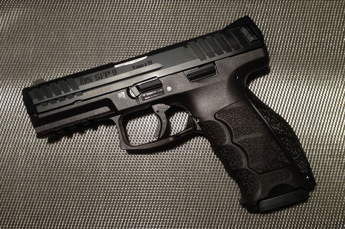 Heckler & Koch поставить пістолети литовській армії