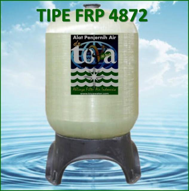 filter penjernih air industri