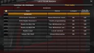 Kosovo Radio Stations