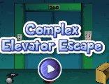 GenieFunGames Complex Elevator Escape