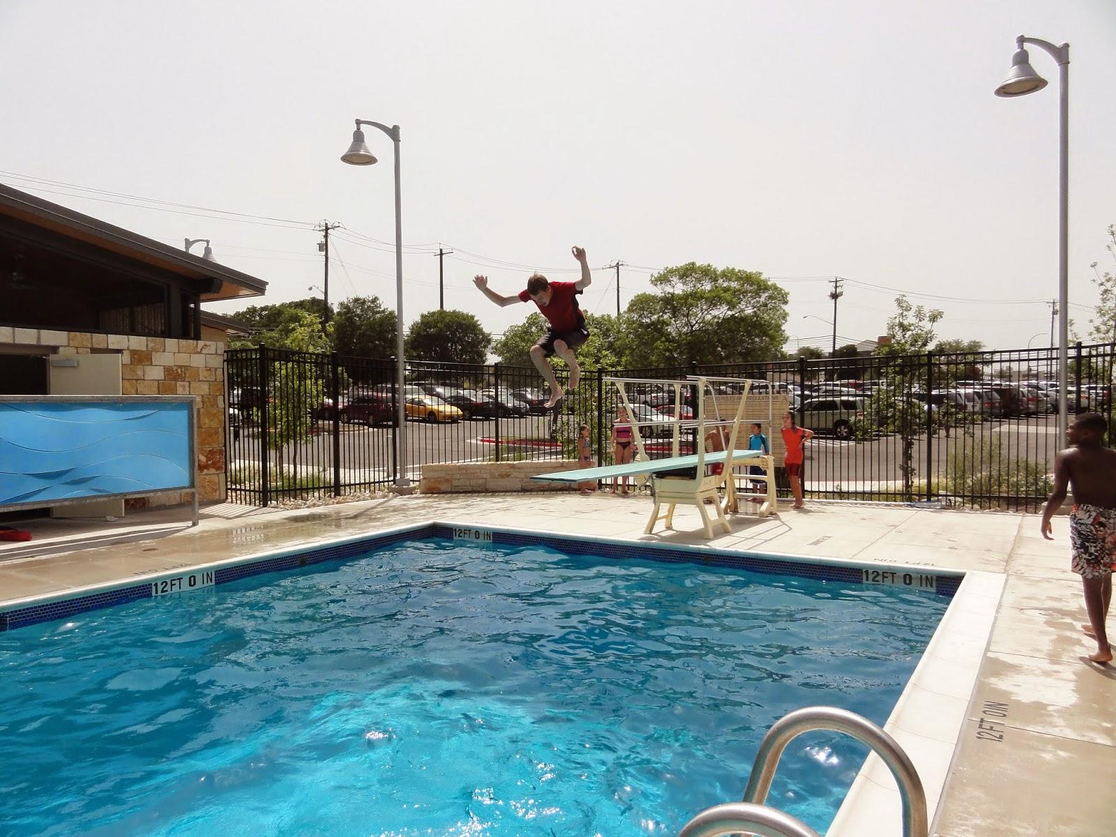 Austin Top 50 Fun in the Sun: Bartholomew Pool