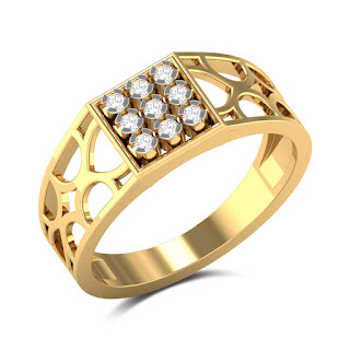Zaamor Diamond Ring
