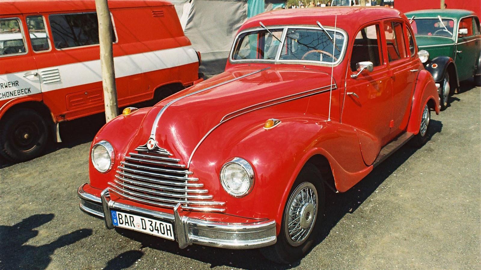 1949-1953 BMW 340