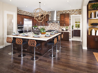 Traditional Classical Concept for Kitchen
