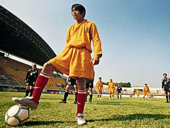 """Not a film critic: """"Shaolin Soccer"""" (Siu lam juk kau, 2001)"""