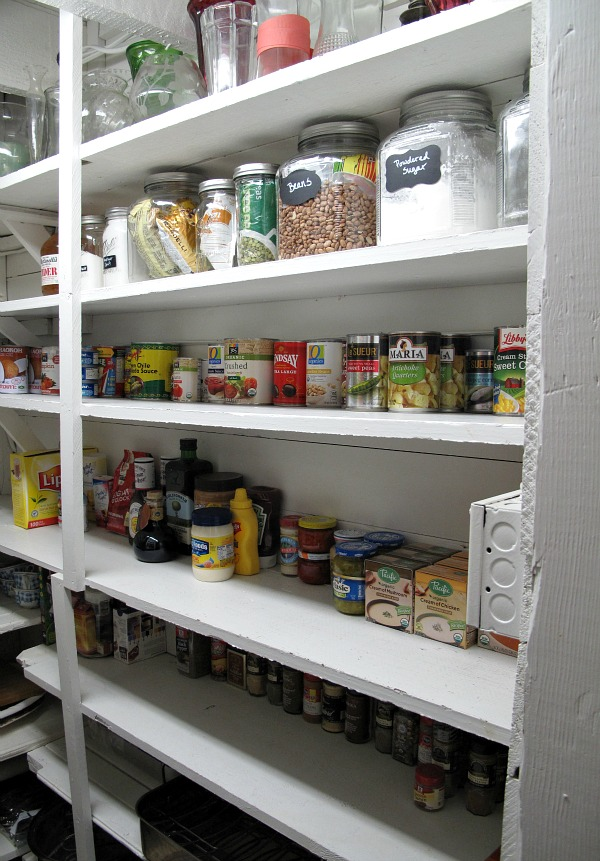 An Old Fashioned World The Pantry