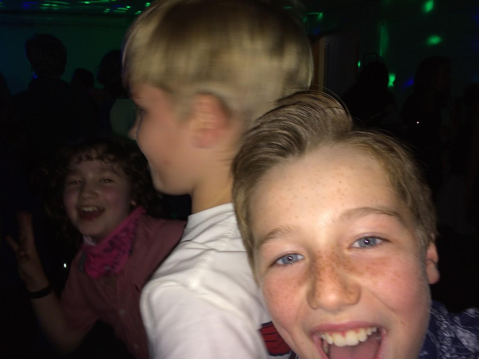 Sciennes P7 Lagganlia 2016 Disco Thursday Evening