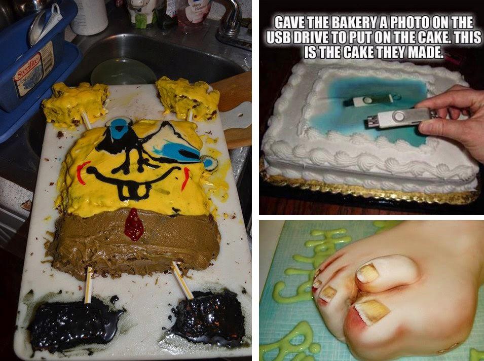 Manualidades F 225 Ciles Cake Decorating Fails