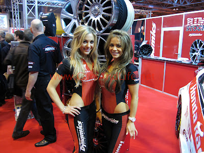 All Models from Autosport International 2013