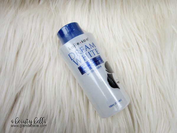 DreamWhite Anti-Aging Facial Toner with Collagen