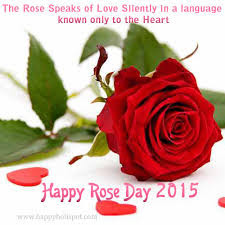 happy rose day quotes 2016 for her