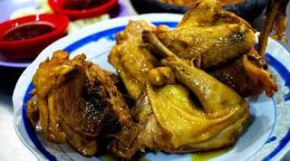 Ayam Goreng & Sop Buntut Pak Supar