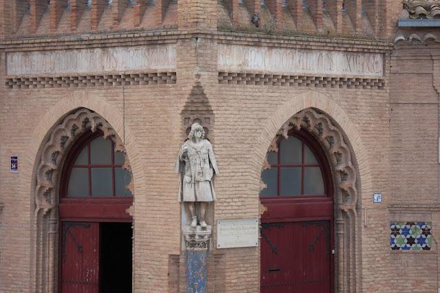Escola de Arte de Toledo, na Espanha