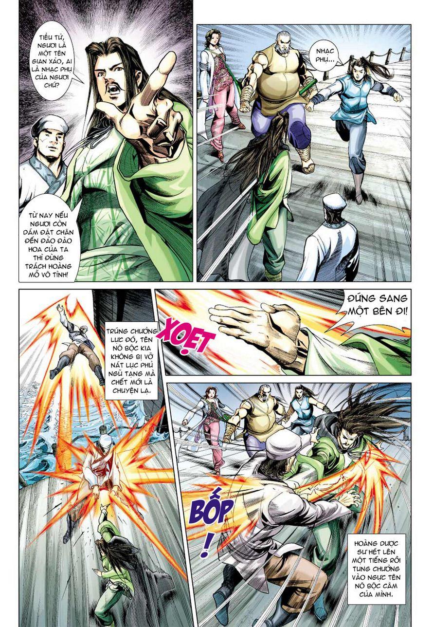 Anh Hùng Xạ Điêu anh hùng xạ đêu chap 49 trang 28