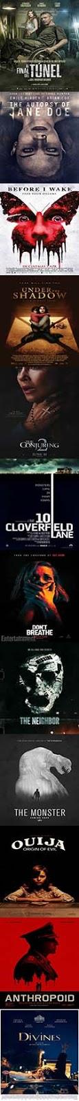 2016 yılının en iyi 12 korku-gerilim filmi