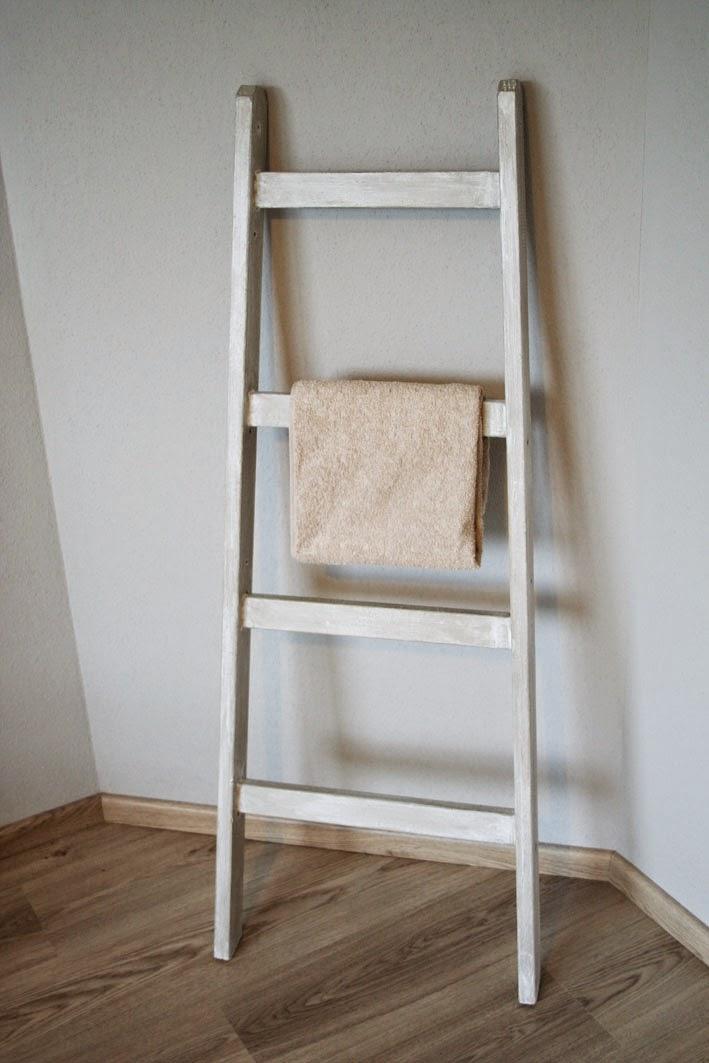 gustave et voltaire diy decorative ladders echelles. Black Bedroom Furniture Sets. Home Design Ideas