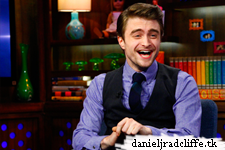 Daniel Radcliffe on Watch What Happens Live