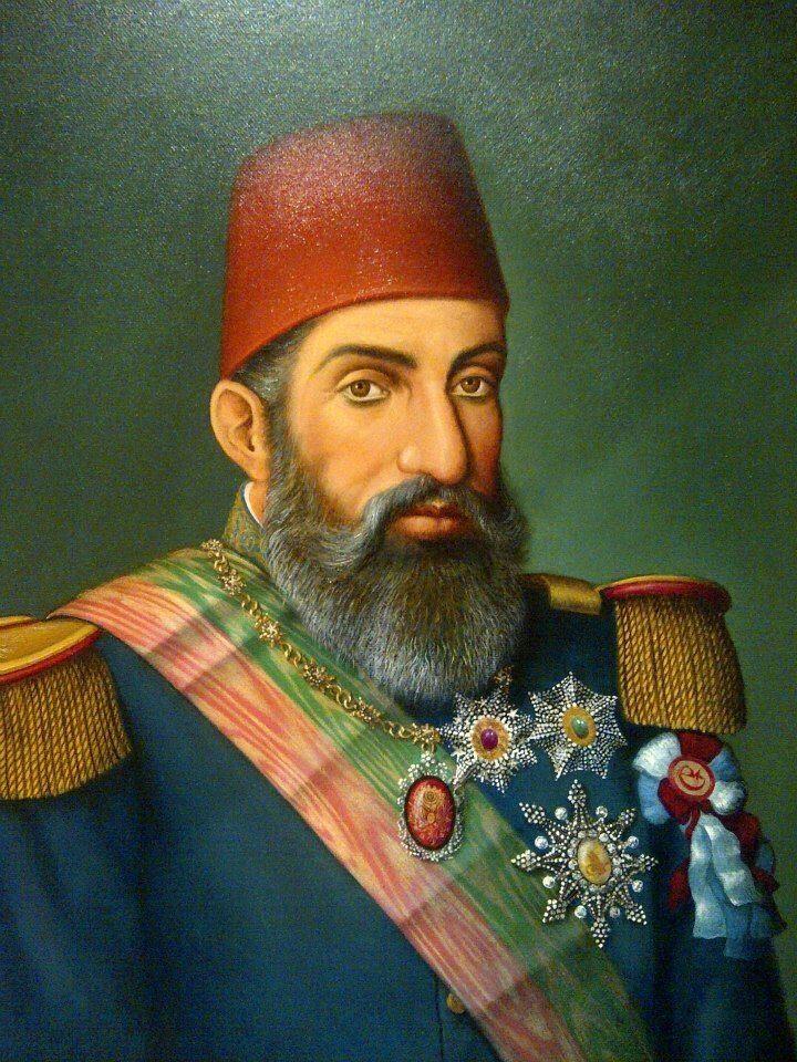 Resultado de imagen para Fotos de Abdul Hamid II