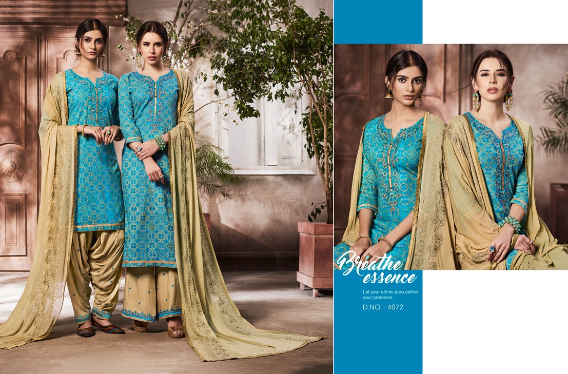 COLOURS BY PATIALA HOUSE VOL 7 BY KESSI FABRICS COTTON PANJABI SALWAR SUITS