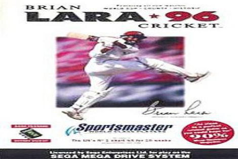 Download Brian Lara Cricket 96 Game For PC