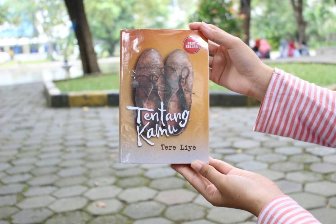 novel karya tere liye