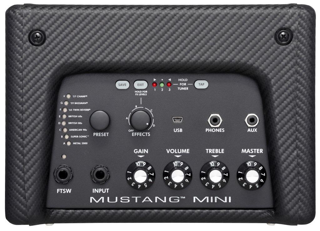 The Unique Guitar Blog: Mini Amps