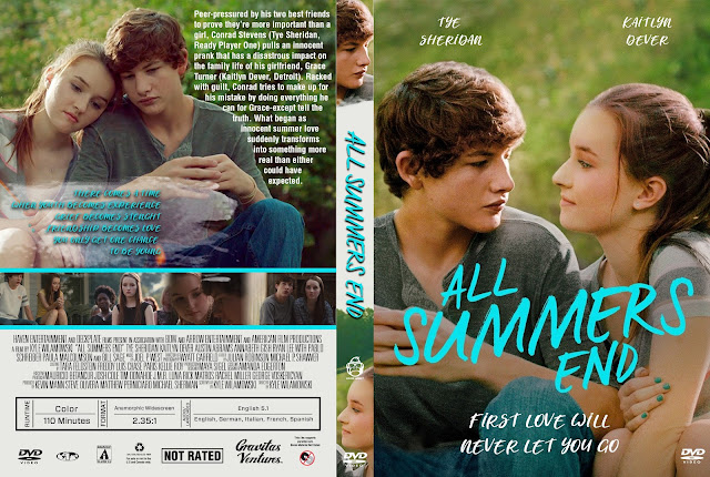 All Summers End DVD Cover