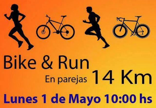 14k Bike & run en parejas de ATP en El Pinar (lun 01/may/2017)