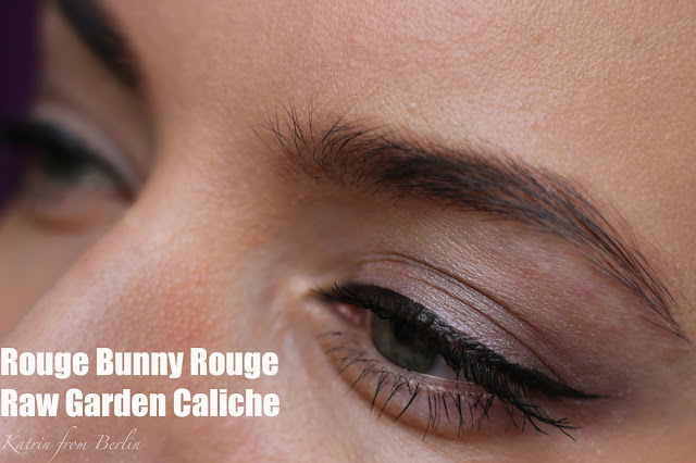 Rouge Bunny Rouge Raw Garden Caliche makeup