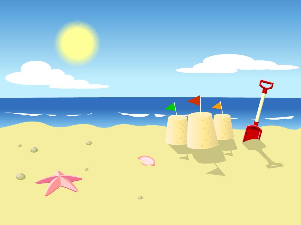free clipart of beach - photo #32